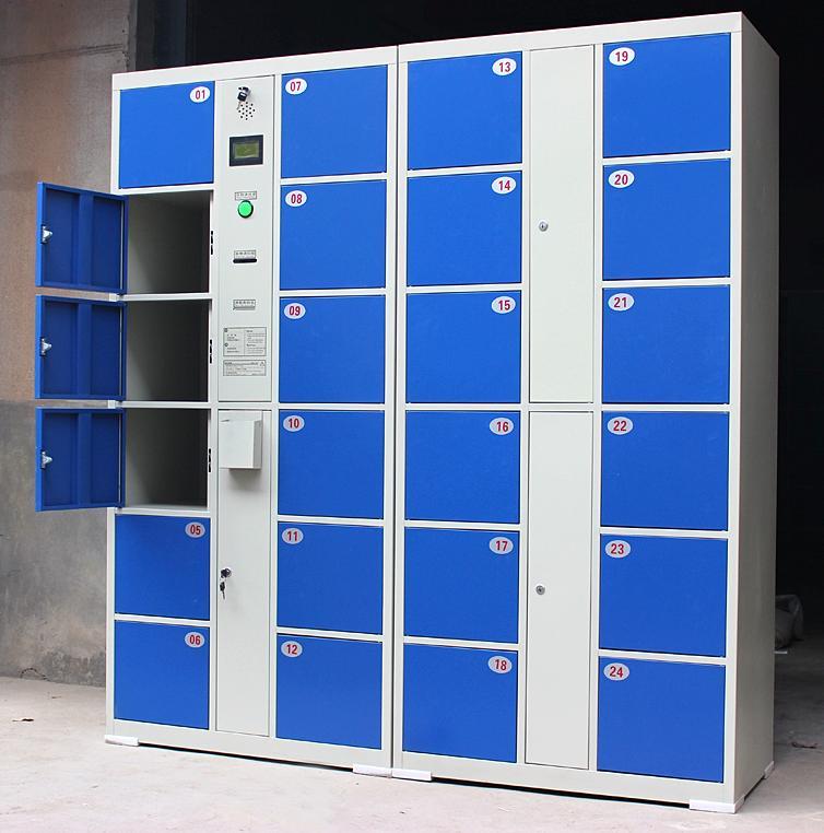 Kegu Motor provide gear motor for intelligent cabinet