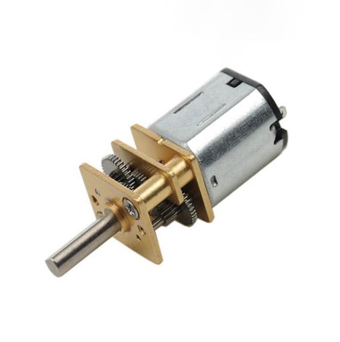 KG-12FN10 12MM Gear Motor