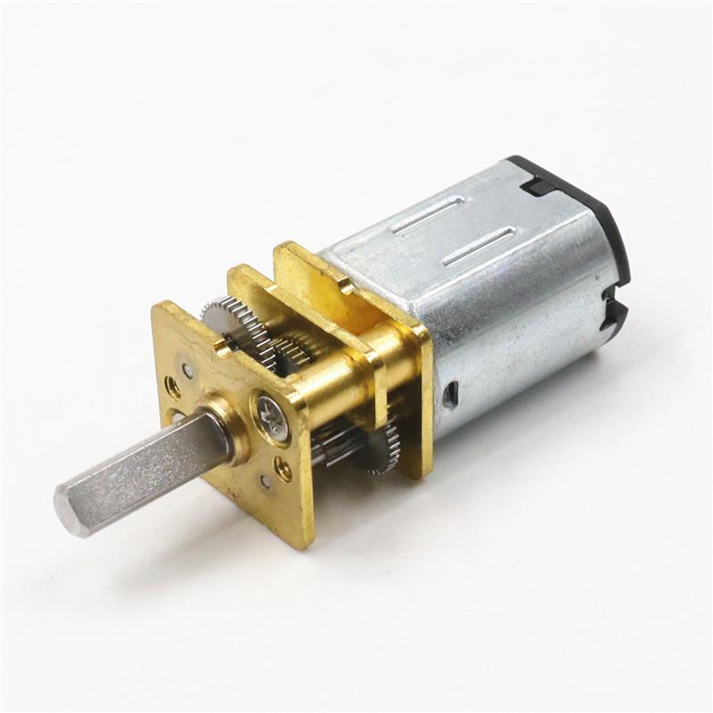 KG-12FN20 12MM Gear Motor